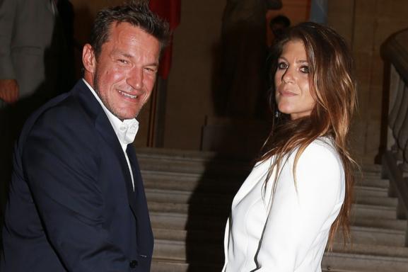 Aurore et Benjamin Castaldi en tout intimité, pour le meilleur et pour le pire, voici en exclu leur interview