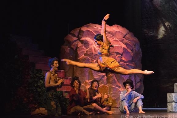 Peter Pan le spectacle musical à ne surtout pas rater, de retour à Bobino !