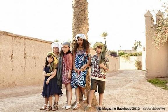 Magazine Babybook, recherche des enfants âgés de 0 à 12 ans, pour devenir les mannequins officiels