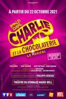 Avis à tous les gourmands! Willy Wonka ouvre les portes de sa chocolaterie dès le 22 octobre au théâtre du Gymnase!
