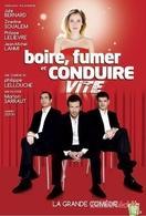 """La célèbre pièce de théâtre """"Boire, fumer et conduire vite"""" de Philippe Lellouche à La grande Comédie !"""