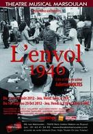 L'envol 1946 la pièce de théâtre qui retrace les années folles d'après guerre à Paris ! Rencontre avec Carole Sauret