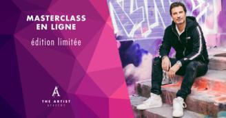 The Artist Academy, un concept inédit en France de Master Class, on vous vous offre des formations maintenant!