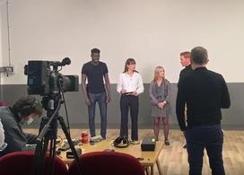"""Casting.fr a assisté au """"Casting animateurs et animatrices"""" pour une toute nouvelle émission, nos membres y étaient et on vous raconte !"""