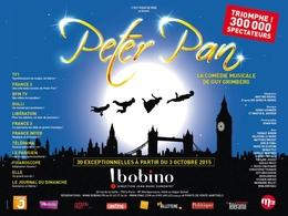 Venez faire un tour au pays imaginaire pour la comédie musicale Peter Pan avec Casting.fr