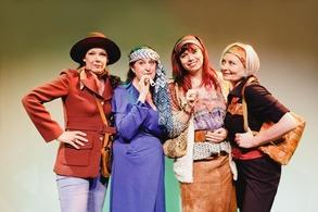 """Découvrez la pièce """"Et pendant ce temps Simone veille"""" à la Comédie Bastille avec notre jeu concours!"""