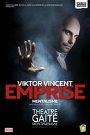 Vivez une expérience inoubliable avec Viktor Vincent dans son spectacle Emprise