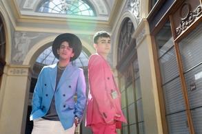 « Esteban y Diego » le duo réunit à nouveau après une séparation imposée pour que Esteban intègre les Kids United ...