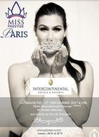 L'élection de Miss Prestige Paris Ile de France recherche sa prochaine Miss 2018 et accueille ses invités !