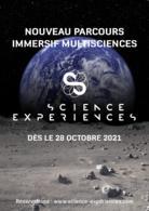 """Un parc d'attractions scientifique à Bercy Village ?! C'est bien réel! """"Science Expériences"""" ouvre ses portes à partir du 28 octobre 2021 À Paris!"""