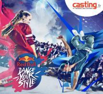 Red Bull organise la grande finale de son concours de danse DANCE YOUR STYLE au Zénith de Paris le 12 octobre; Ca vous dit d'être juge?