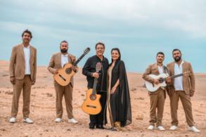 """""""Unidos"""" le nouvel album de Chico & the Gypsies, une fusion entre l'Andalousie et des mélodies orientales ! Tentez de gagner votre CD dédicacé !"""
