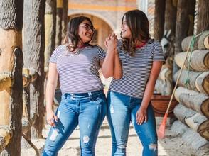 Recherche femmes entre 16 et 35 ans pour lookbook d'une grande marque