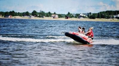 Casting enfants pour activités nautiques