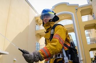 Casting pompier avec uniforme tout profil et âge pour figuration dans série Munch