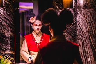 Cherche maquilleur H/F pour Halloween au Parc Saint Paul (Oise)
