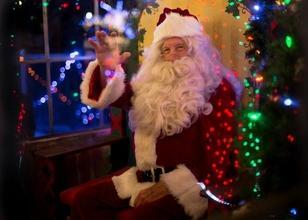 Recherche animateur Père Noël