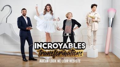 Casting homme et femme pour participer à l'émission Incroyables transformations