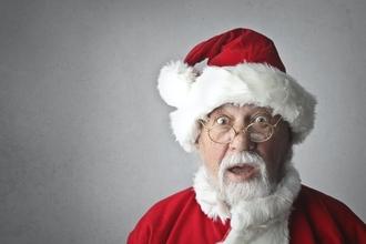 Recherche homme entre 45 et 70 ans pour jouer Père Noël dans centres commerciaux