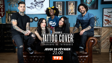 Casting candidats pour émission Tattoo Cover