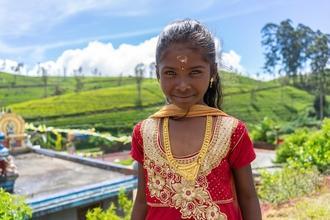 Recherche silhouette petite fille 5 ans d'origine Indienne pour long-métrage