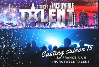 Casting La France a un Incroyable Talent  Marseille