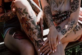 Casting homme et femme ayant un tatouage à recouvrir pour émission Tattoo cover