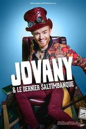 Jovany  & le dernier saltimbanque vous embarque dans son univers délirant !