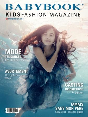 Grand Casting enfant de 0 à 12 ans pour le Magazine Babybook !
