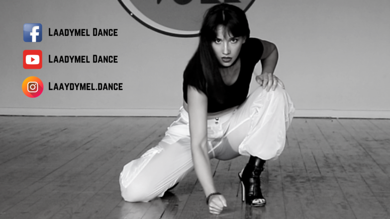 LaadymelDance, talentueuse danseuse nous raconte comment elle a fait de sa passion son métier