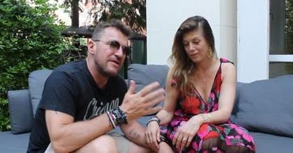 Interview Benjamin et Aurore Castaldi