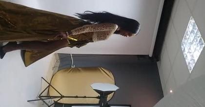 Shooting photos Samba Studio