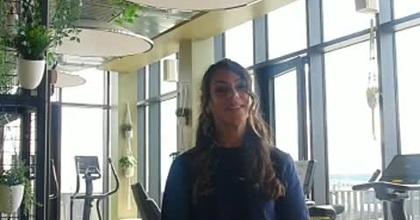 SabrinaLeone Membre VIP remporte une formation de Yoga pour entretenir son esprit et son corps.
